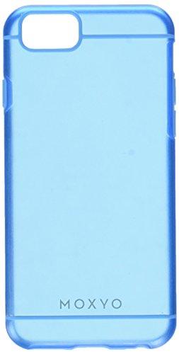 Moxyo-Beacon Schutzhülle für iPhone 6/6S, superdünn Stoßfeste Schutzhülle (Aqua) - Damen Beacon
