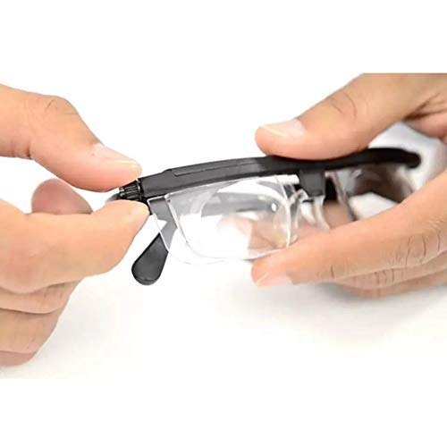07d10e687e6 PESCA ADLENS Adjustable Glasses - 20 20 Vision with Variable Focus Eyewear  - Instant Prescription ...