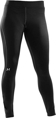 Unter Rüstung Athletic Leggings (Under Armour Authentic ColdGear Women's Laufen Strumpfhosen - XL)