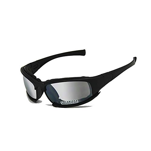 c3163fefbf EnzoDate Daisy X7 Gafas de sol polarizadas fotocromáticas del ejército de  la.