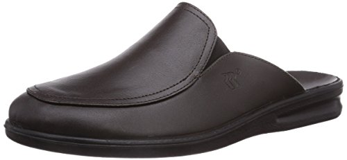 Romika Präsident 20, Chaussons Mules Homme Marron (mocca 304)
