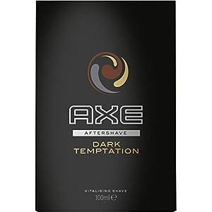 Axe Aftershave Dark Temptation, 1er Pack (1 x 100 ml)