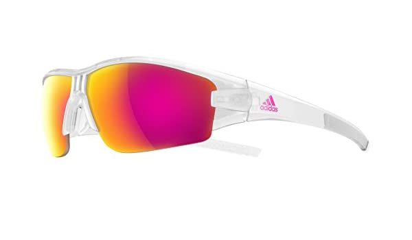 Adidas Brille evil eye halfrim ad08 - 1200 crystal matt  Amazon.de  Sport    Freizeit 050bface2d7dd