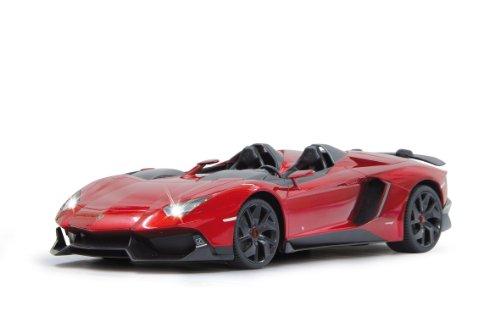 jamara-404500-lamborghini-aventador-j-veicolo-scala-112-rosso-metallo