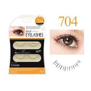 D.U.P Eyelashes UNDER 704 [Misc.]
