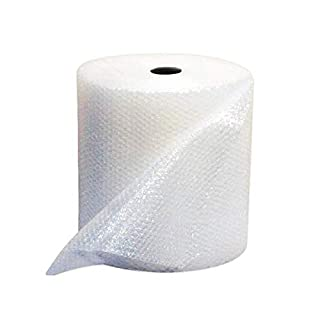 KEPLIN Roll of Quality Bubble Wrap - Small Bubbles (500mm x 100m)