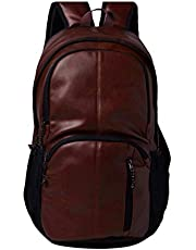 F Gear Tandrum V2 28 Ltrs Brown Laptop Backpack (2587)