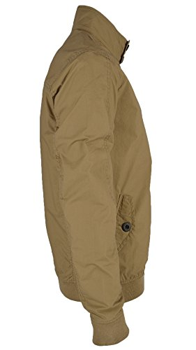 Threadbare Herren 'Dibble' Klassisch Harrington Jacke - 2