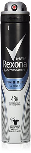 Rexona Desodorante Antitranspirante Invisible Ice