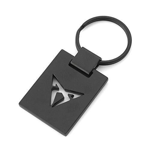Seat 6H1087011IAA Cupra Schlüsselanhänger Original Logo Anhänger schwarz