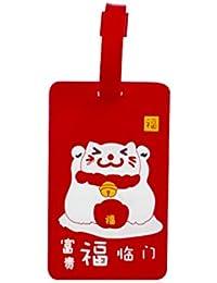 NOV@GO® Etiquette bagages, étiquette valise, porte adresse, etiquette valise de voyage