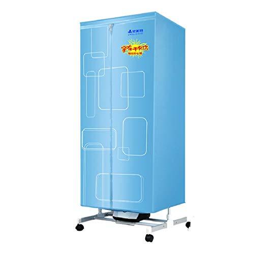 Asciugatrice asciugabiancheria per uso domestico silenzioso risparmio energetico pulsante di rotazione elemento riscaldante ptc abbigliamento asciugatura rapida piccolo essiccatore d'aria porta abiti