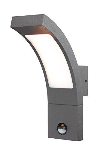 LED-Außenwandleuchte lm, LED