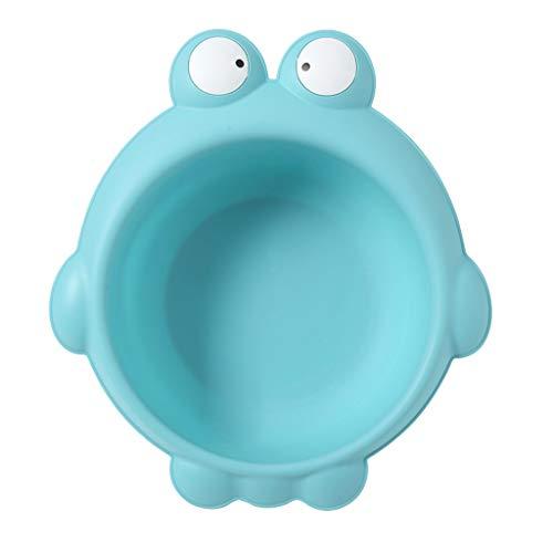 B Blesiya kinder Waschschüssel, size auswahl - Frosch blau