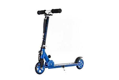 Frenzy FR125 Freizeit Roller - Sprite Scooter Micro Blau