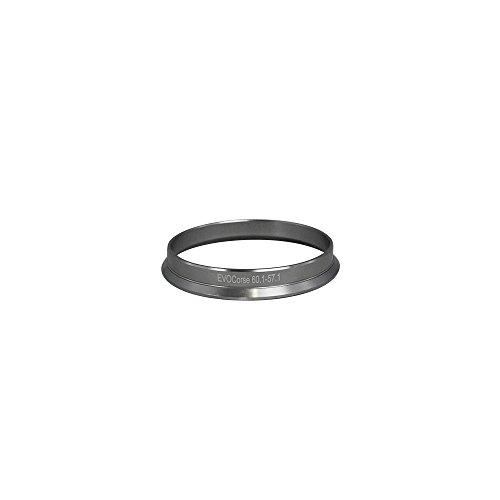 Bague de centrage en aluminium 60,1/57,1 mm - Kit 4 pièces