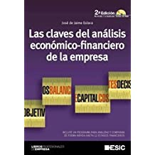 Las claves del análisis económico-financiero de la empresa (Libros profesionales)