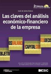 Las claves del análisis económico-financiero de la empresa (Libros profesionales) por José de Jaime Eslava