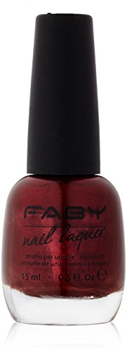 Faby Nagellack Promise on The Bridge of Sighs, 15 ml