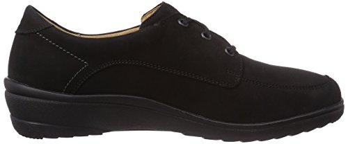 Ganter - SENSITIV HELGA, Weite H, scarpe casual  da donna Nero(Schwarz (schwarz 0100))