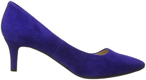 Geox D Elina C, Escarpins femme Bleu (DK VIOLETC8019)