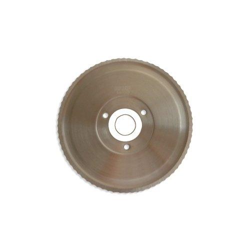 Wellenschliffmesser für die Ritter Multischneider AES251Z, E251, E241 und E25 mit Messerträger aus Kunststoff