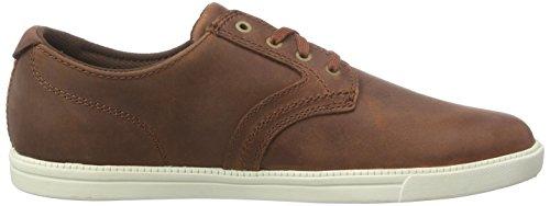 Timberland Newmarket FTB_Fulk LP Ox Herren Sneakers Braun (Medium Brown)