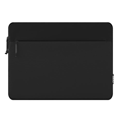 """Preisvergleich Produktbild Incipio Truman Sleeve für Apple 12, 9"""" iPad Pro - gepolsterte Schutztasche [Nylon / Große Außentasche für Zubehör wie z.B. Apple Pencil,  Visitenkarten oder Kabel] - IPD-292-BLK"""