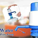 Jannat Water Bottle Water Dispenser Manual Hand Press Pump Bottled Water Pump
