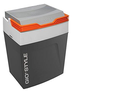 GioStyle Elektrische Kühlbox mit einer Stromversorgung Gio Style 9645Kühlbox Thermo Elektro, grau, 52x40, 2901001