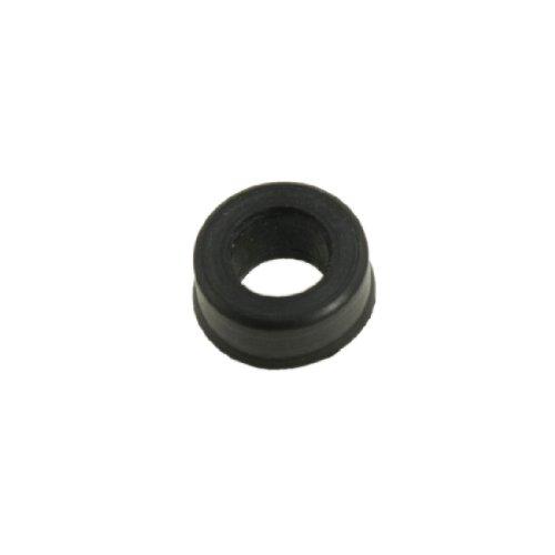 sourcingmap Schwarz 14x7.6x7.4mm NBR Pneumatisch Zylinder Kolben Stange Dichtung Y Typ de