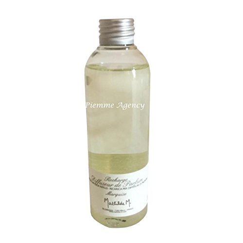 Piemme – Recharge diffuseur pour environnement 'Mathilde M.' Parfum 'Marquise' – 100 ml
