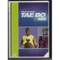 Billy Blanks Tae Bo Abs & Tae Bo Extreme, 2 -DVD SET! (Tae Bo-dvd-set)