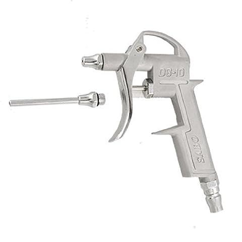 Metal Gun Grip Air Clean Up Tool Duster Blower Gun