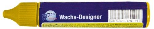 Wachs-Designer, Farbe: sonnengelb, Inhalt: 30 ml