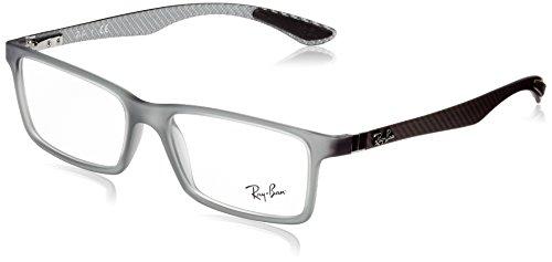 Ray-Ban Herren 8901 Brillengestelle, Schwarz (Negro), 55 (Ray-ban Wayfarer Rx)