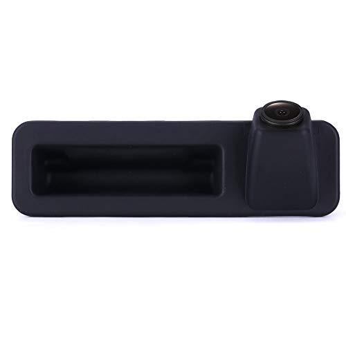 Griffleiste Auto Rückfahrkamera 1280 * 720 Pixel 1000TV Linien HD Objektiv Wasserdicht 170 ° Super Weitwinkel Rückfahrkamera für BMW 1/2/3/4/5/7/M Series X1 X3 X4 X5 X6 F18 F35 F45 F46 F48 F80 520Li (Ge-licht-schalter)