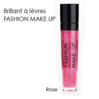 Fashion Make-Up FMU1210106 Gloss à Lèvres N°6 Rose
