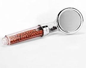 Hochdruck-Duschkopf | Boosting Wassersparbälle Bälle geblümten Perlen