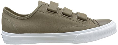 Vans Ua Style 23 V, Baskets Basses Homme Marron (Canvas Walnut/true White)