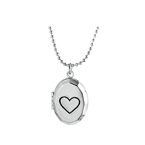Adisaer Medaillon zum Öffnen Photo Bilder Amulett Silber Oval Graviert Herz Anhänger Für Frauen Halskette Mädchen mit Kostenlos Gravur Hochzeit Geschenk