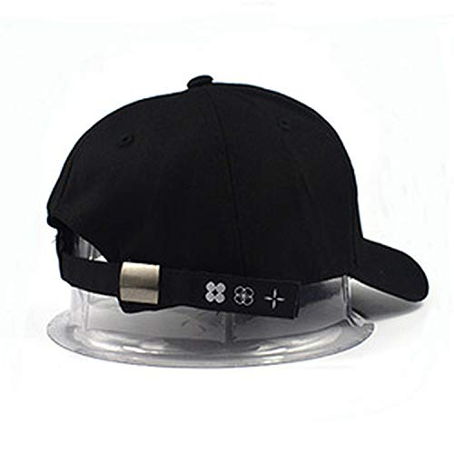2018 BTS Live The Wings Tour Cap Dad Hat Moda K Pop 100% Hecho A 16211be788b