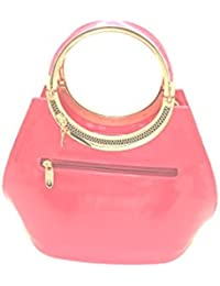 Purse Collection Elegance Women's Synthetic :Leather Pink Purse /girls Purse Fashion Low Price/girls Purse Fancygirls...