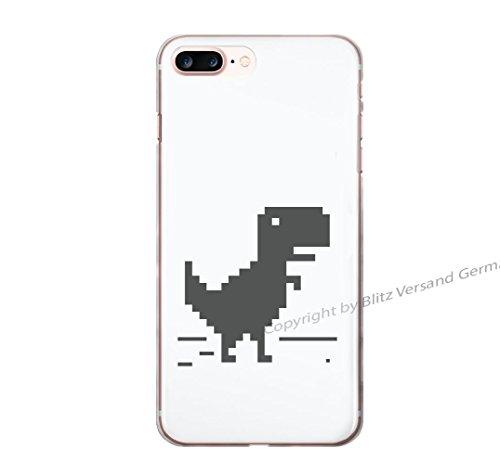 Blitz® PLAY motifs housse de protection transparent TPE caricature bande iPhone Ours polaire dans la mer de glace M11 iPhone X T Rex M9