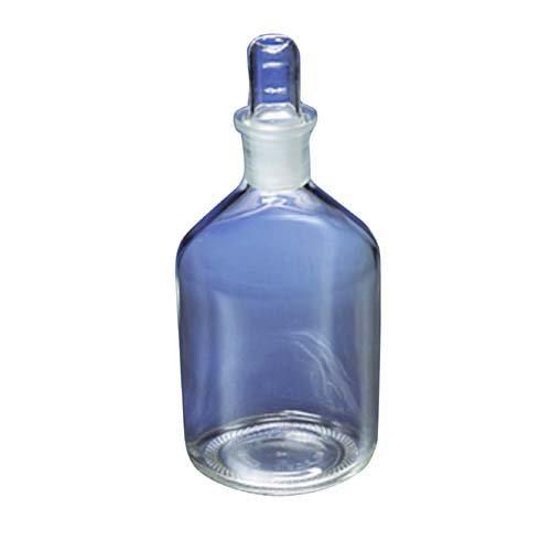Corning 1500–250Pyrex schmal Mund Reagent Flasche mit Standard Taper Stopper, 250ml (Labor-reagenz-flasche Schmalen Mund)