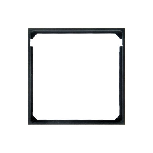 Hager 11091606 placa de pared y cubierta de interruptor Antracita - Placas...