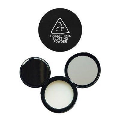 Style Nanda _3 CONCEPT EYES, BLOTTING POWDER (8g, moisture, sebum control, oil absorption) [001KR]