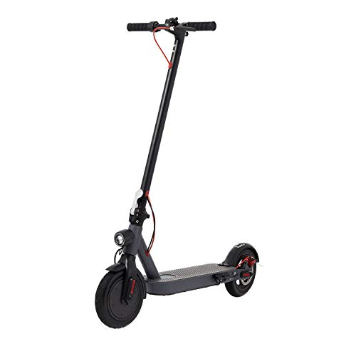 Ecogyro GScooter S9 XBOOST Scooter Eléctrico, Juventud Unisex, Negro, Talla Única