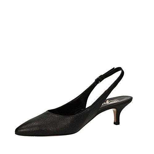 GRACE SHOES 867 Sandalo tacco Donna Blu