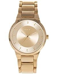 Parfois - Reloj Metal - Mujeres - Tallas M - Dorado